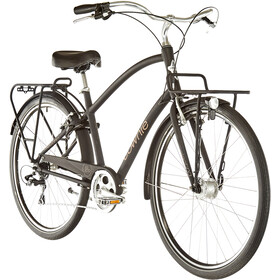 Electra Townie Commute 8D EQ Heren, matte black